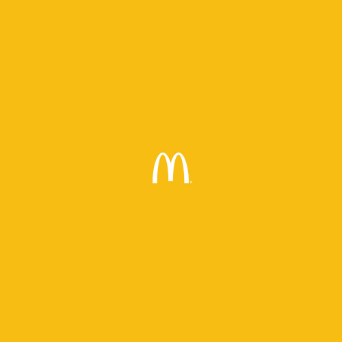 Webdesign McDonald's
